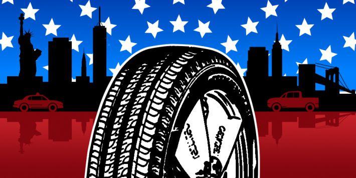 Amerikaanse bandenmerken