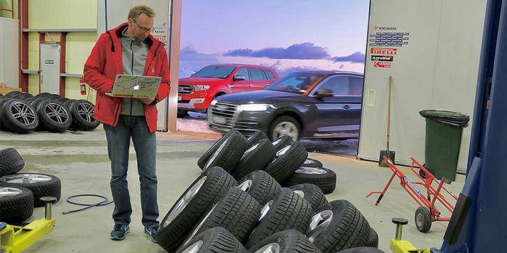 Auto Bild SUV bandentest 2019: de beste all season SUV banden