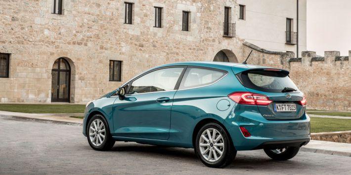 Banden voor de Ford Fiesta: welke band in welke gehomologeerde maten?