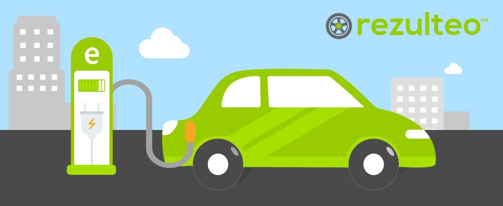 Banden voor elektrische auto's