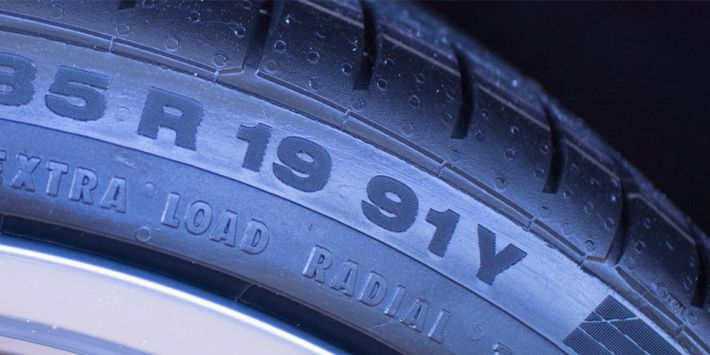 autobanden: snelheidsindex en laadvermogen veranderen