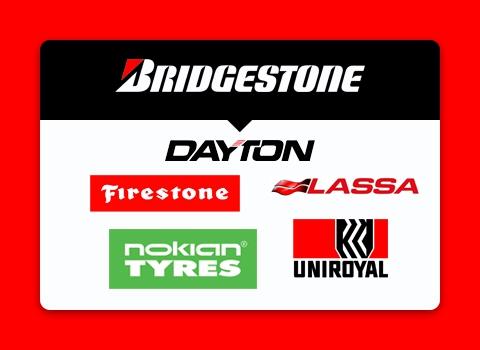 Bridgestone submerken