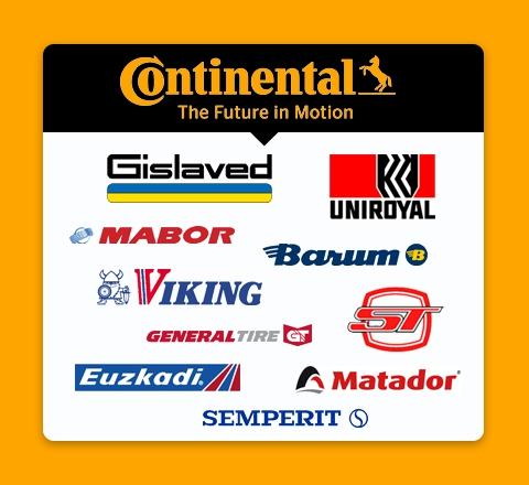 Continental submerken