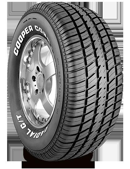 Mooiste autoband: Cooper Cobra Radial G/T