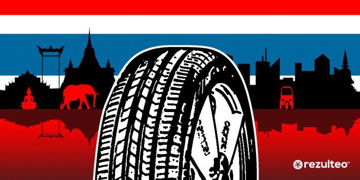 Thaise bandenmerken