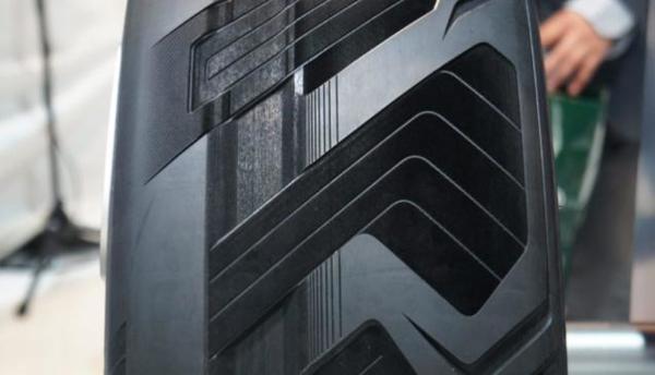 Mooiste autoband: Goodyear BH03 concept band