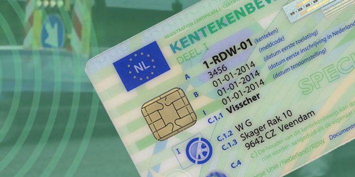 Banden kiezen aan de hand van je kentekenbewijs