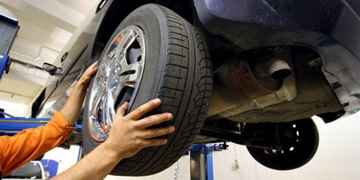 Regels voor het monteren van banden