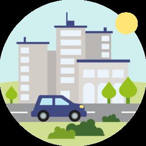 autobanden-stad