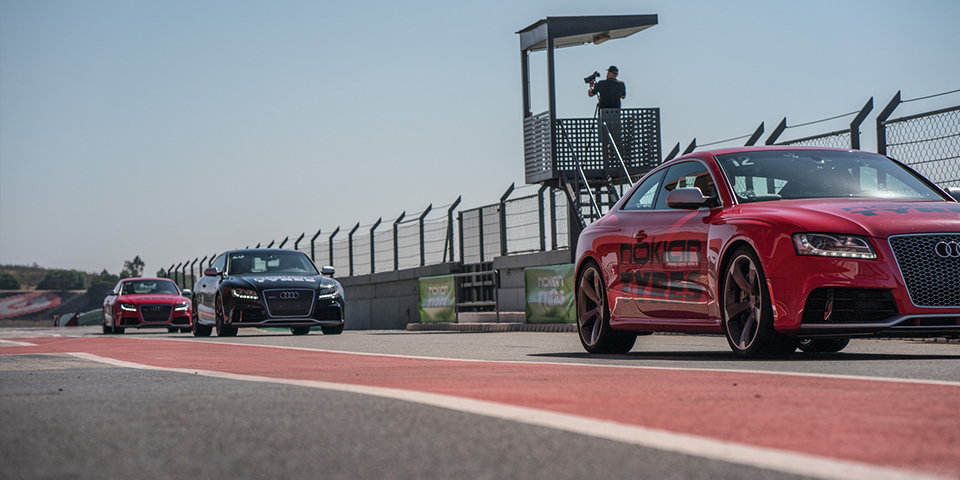 Test Nokian Powerproof Audi RS5