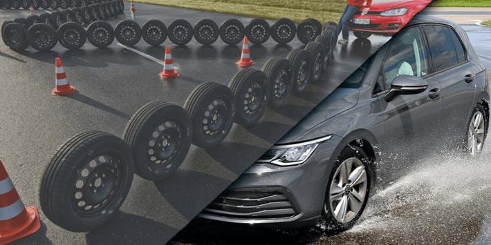 Vergelijkende zomerbandentest van Auto Bild in de maat 205/55 R16