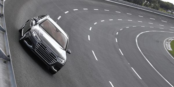 Zomerbandentest: vergelijkende test voor sedans en stationcars op droog wegdek