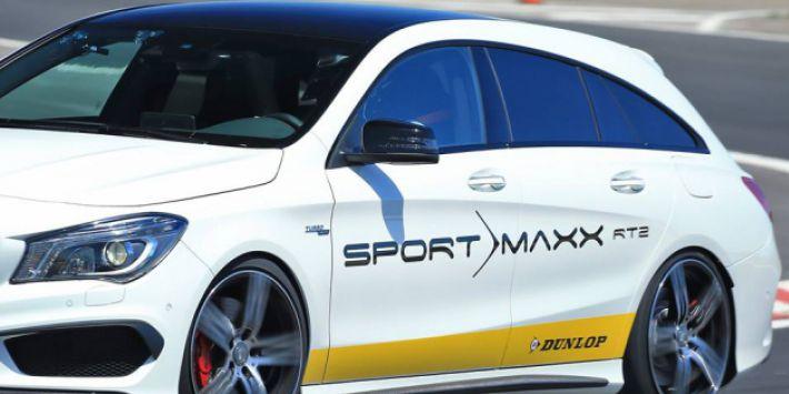 Test van de Dunlop Sport Maxx RT2