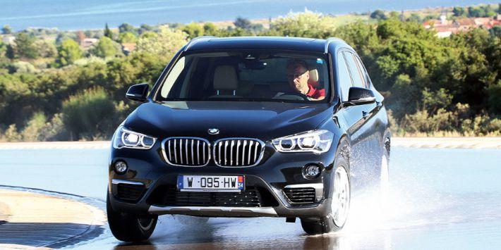 Het Duitse blad heeft de 10 beste SUV banden met elkaar vergeleken en getest onder een BMW X3